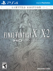 Final Fantasy X/X-2 HD Remaster - Limited Edition - PlayStation 4