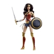 Mattel - Barbie Collector - Batman V Superman: Dawn Of Justice Wonder Woman Doll - Red/blue/gold 5591501
