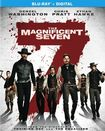 The Magnificent Seven [includes Digital Copy] [blu-ray] 5591824