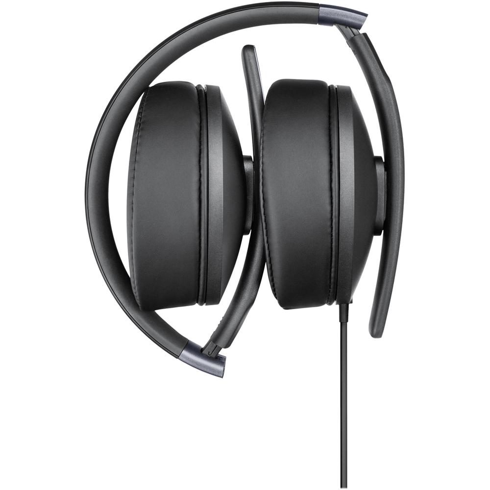 Sennheiser - Hd Over-the-ear Headphones - Black