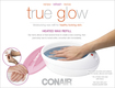 Conair - True Glow 1-Lb. Wax Refill for Conair True Glow Paraffin Baths