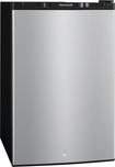 Frigidaire - 4.5 Cu. Ft. Compact Refrigerator - Silver