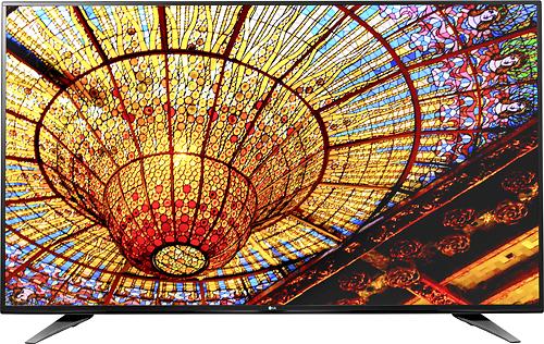 """LG - 60"""" Class (59.5"""" Diag.) - LED - 2160p - Smart - 4K Ultra HD TV - Black"""