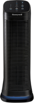 Honeywell - AirGenius 5 Air Cleaner/Odor Reducer - Black