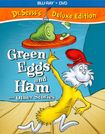 Dr. Seuss's Green Eggs And Ham And Other Stories [deluxe Edition] [ultraviolet] [blu-ray/dvd] 5606154