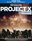 Project X [blu-ray/dvd] [extended Cut] [includes Digital Copy] [ultraviolet] 5606603