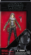 Hasbro - Star Wars: Rogue One The Black Series Sergeant Jyn Erso Figure - Multi 5607526