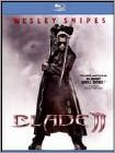 Blade II (Blu-ray Disc) (Enhanced Widescreen for 16x9 TV) (Eng/Spa) 2002