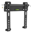 "Sonax - Fixed TV Wall Mount for Most 18"" - 32"" Flat-Panel TVs - Black"