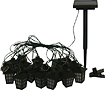 Smart Solar - San Rafael Solar String Lights - White
