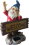 Smart Solar - Welcome Gnome Solar Accent Light