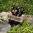 Smart Solar - Welcome Bear Solar Accent Light