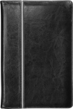 Platinum - Kope Series Leather Case for Microsoft Surface RT and Surface 2 - Black