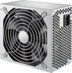 Insignia™ - 520W ATX Power Supply - Silver