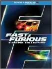 Fast & Furious 6-Movie Collection [6 Discs] (Blu-ray Disc)