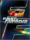 Fast & Furious 6-Movie Collection [6 Discs] (DVD)
