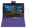 "Double Power - 7"" Tablet - 8GB - Purple"