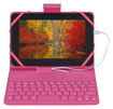 "Double Power - 7"" Tablet - 8GB - Pink"