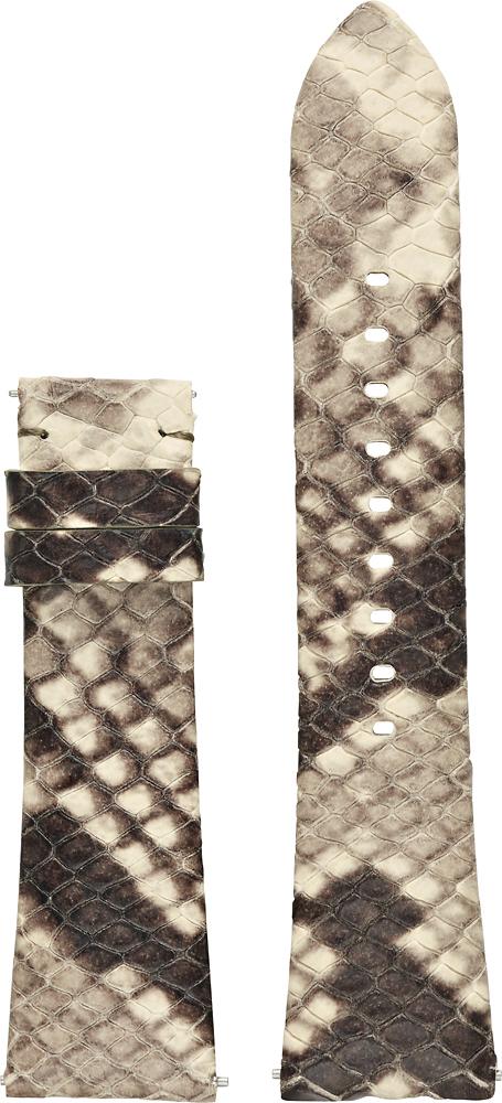 Michael Kors - Access Bradshaw Leather Watch Strap - Gray 5612301