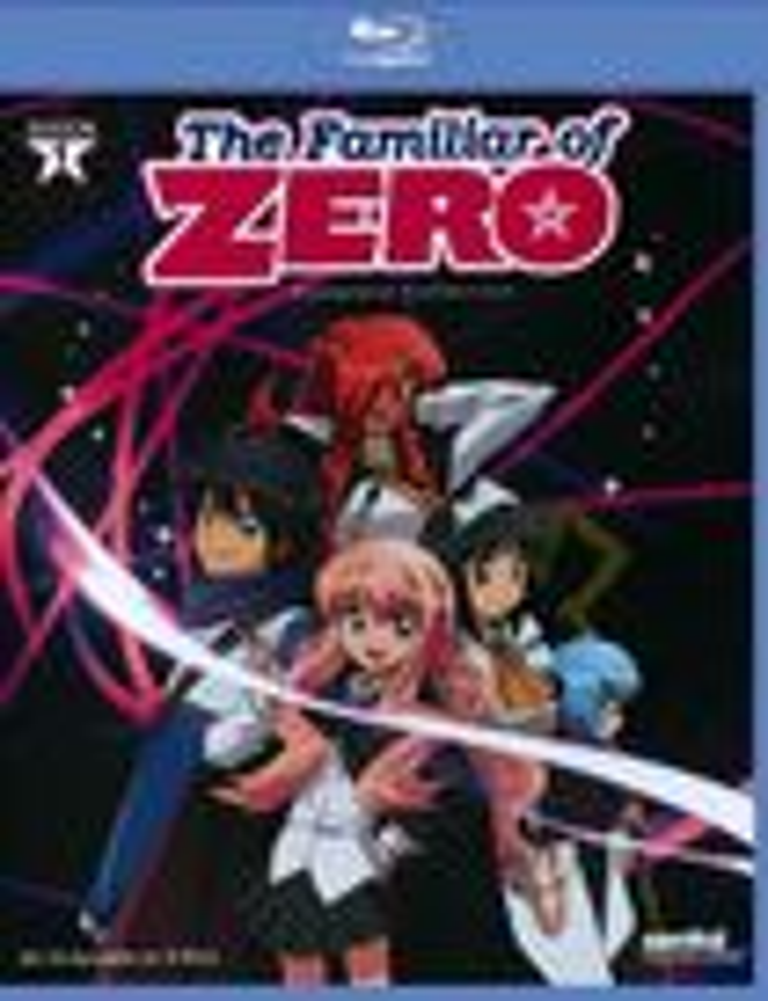 The Familiar Of Zero: Season 1 [2 Discs] [blu-ray] 5613017