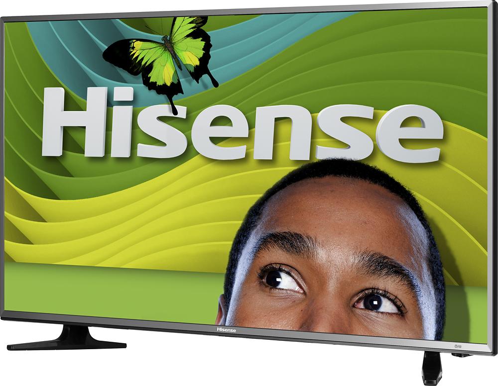 """Hisense - 32"""" Class (31.5"""" Diag.) - Led - 720p - Hdtv - Black"""