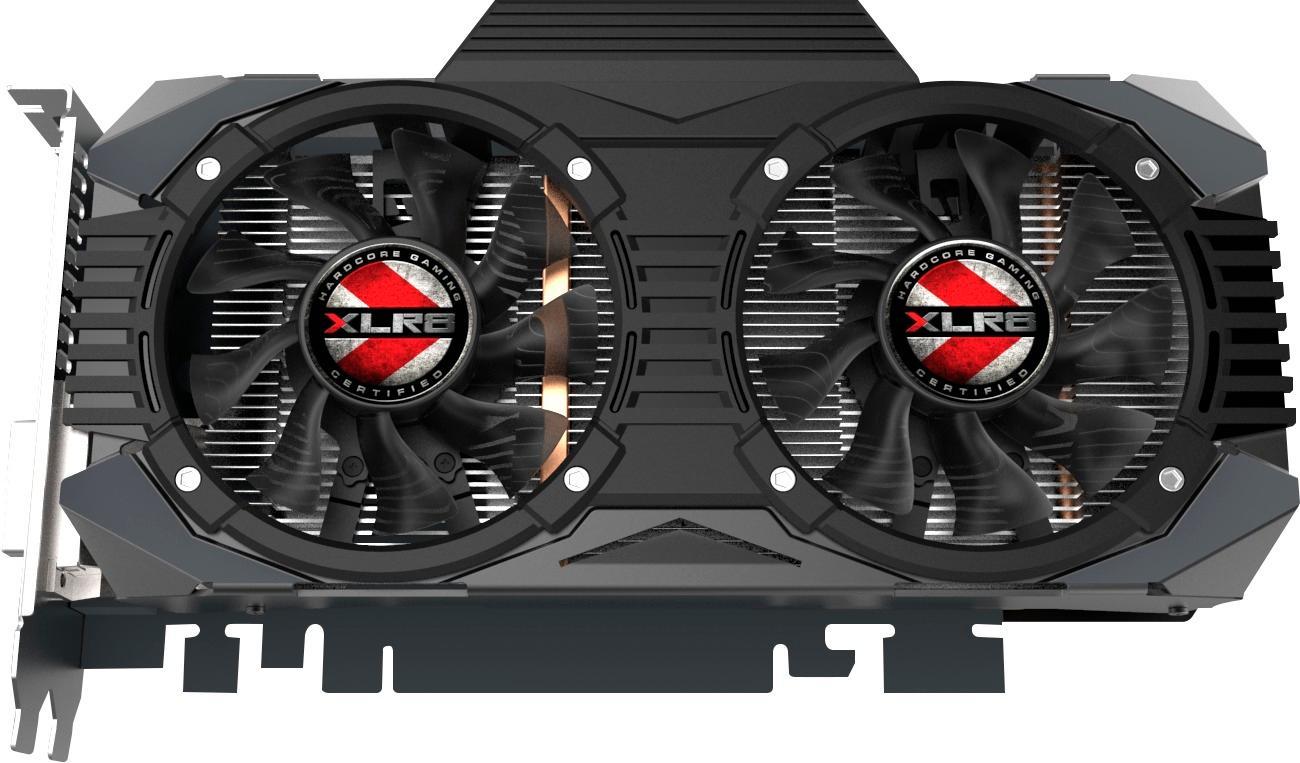 Pny - Nvidia Geforce Gtx 1060 3gb Gddr5 Pci Express 3.0 Grap