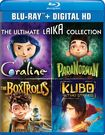 The Ultimate Laika Collection [includes Digital Copy] [ultraviolet] [blu-ray] [4 Discs] (blu-ray) 5614804