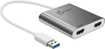 J5 Create - Superspeed Usb 3.0 To 2 X Hdmi External Video Ad