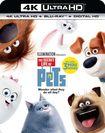 The Secret Life Of Pets [includes Digital Copy] [4k Ultra Hd Blu-ray/blu-ray] 5615602