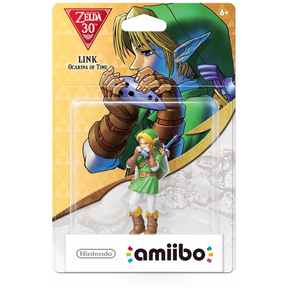 Nintendo - Amiibo™ The Legend Of Zelda: Ocarina Of Time (link) 5618700