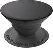 Popsockets - Black Grip And Stand For Mobile Devices - Black