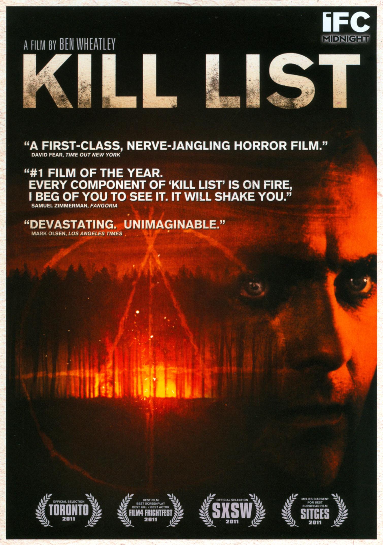 Kill List (dvd) 5619112