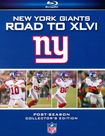 Nfl: New York Giants - Road To Xlvi (blu-ray) 5619449