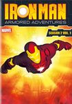 Iron Man: Armored Adventures - Season 2, Vol. 1 (dvd) 5619458