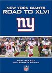 Nfl: New York Giants - Road To Xlvi (dvd) 5619519