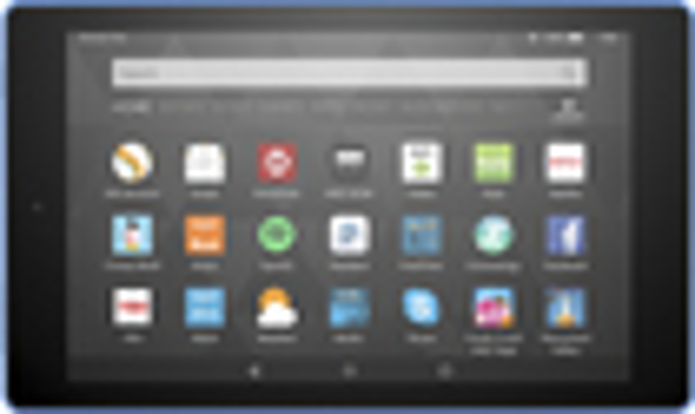 "Amazon - Fire Hd8 - 8"" - Tablet - 16gb - Wi-fi - Blue"