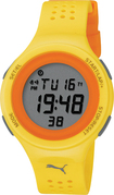 Puma - Faas Digital Watch - Yellow