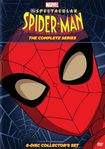 The Spectacular Spider-man: The Complete Series [8 Discs] (dvd) 5621752