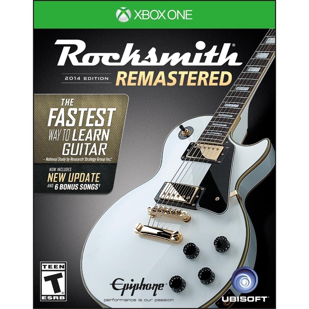 Rocksmith® 2014 Edition - Remastered - Xbox One 5621828