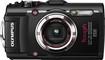 Olympus - Tough TG-3 16.0-Megapixel Digital Camera - Black