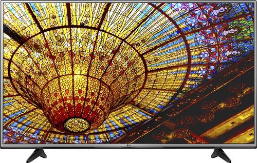 """LG - 55"""" Class (54.6"""" Diag.) - LED - 2160p - Smart - 4K Ultra HD TV - Gray/Black"""