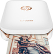 Hp - Sprocket Photo Printer - White