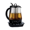 Mr. Coffee - 5- Cup 1.2l Electric Tea Maker/kettle - Black 5622713