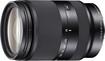 Sony - 18-200mm f/3.5-6.3 Compact E-Mount Standard Zoom Lens - Black