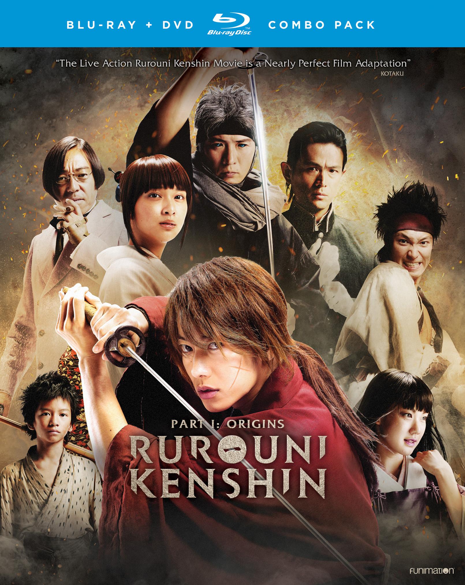 Rurouni Kenshin: Part Ii - Kyoto Inferno [blu-ray] 5623218