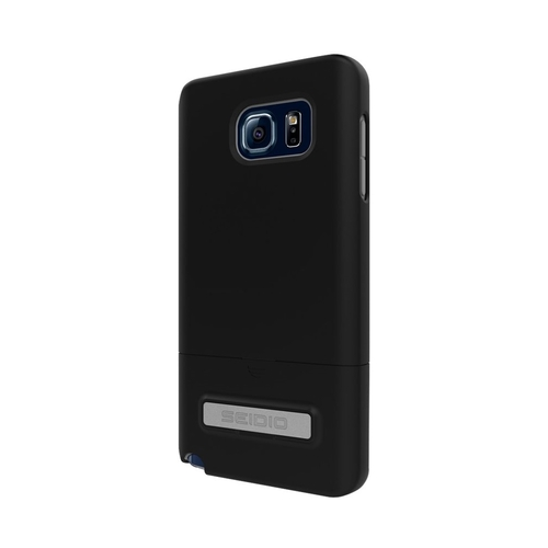 Seidio - SURFACE Combo Case for Samsung Galaxy Note 5 - Black