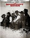 The Magnificent Seven [4k Ultra Hd Blu-ray/blu-ray] [steelbook] [only @ Best Buy] 5623510