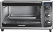 Black & Decker - 6-slice Toaster Oven - Black 5624012