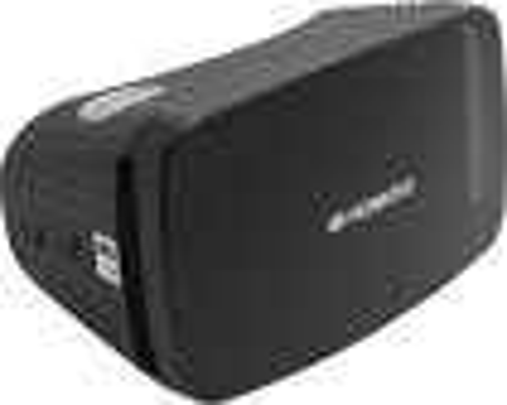Homido - Grab Virtual Reality Headset - Black 5624100