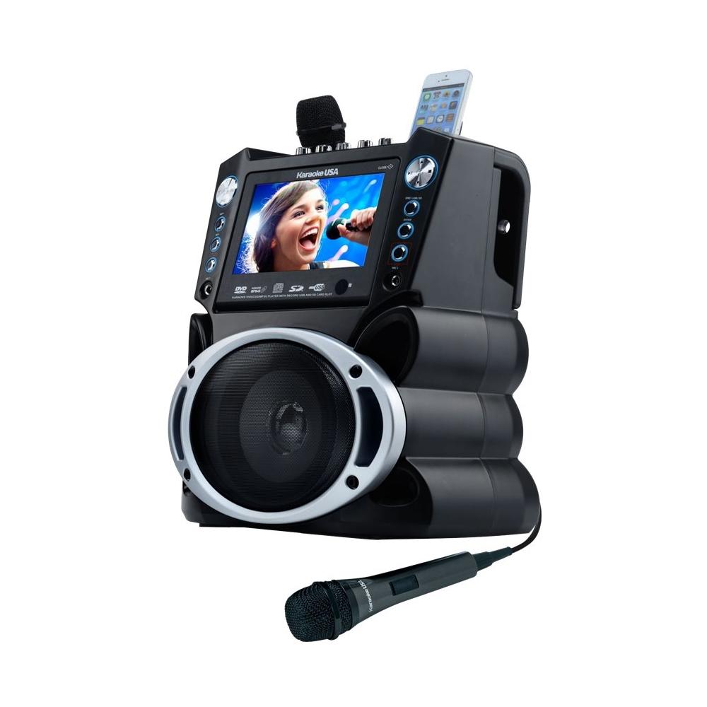 Karaoke Usa - Mp3 Karaoke System - Black 5624237
